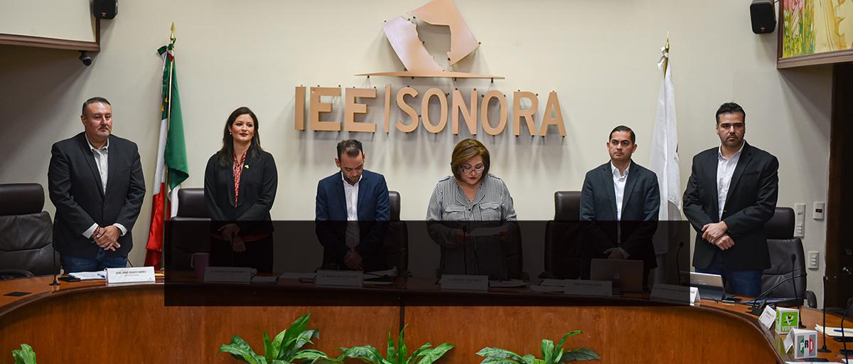 Consejo del IEE aprueba más de 119 mdp para partidos políticos en Sonora