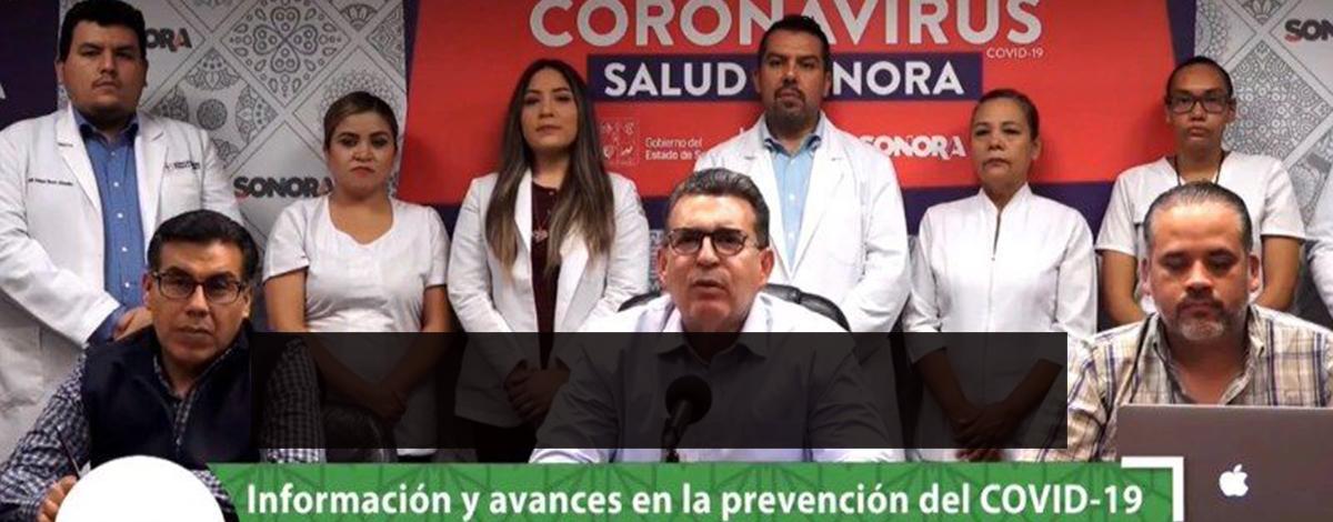 Sonora acumula 14 casos casos de Covid-19