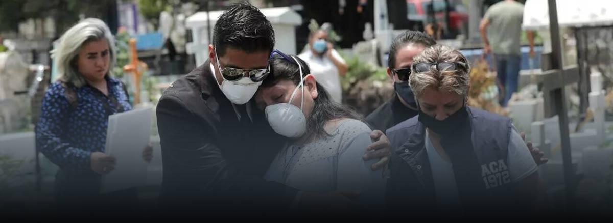 IMSS dará apoyo funerario a familiares de víctimas del COVID