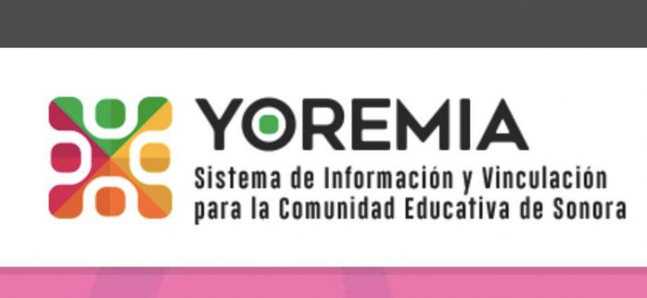 Logotipo Yoremia Sonora