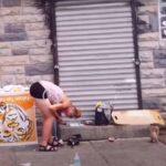 Efectos del fentanilo en calles de Kensington, Philadelphia